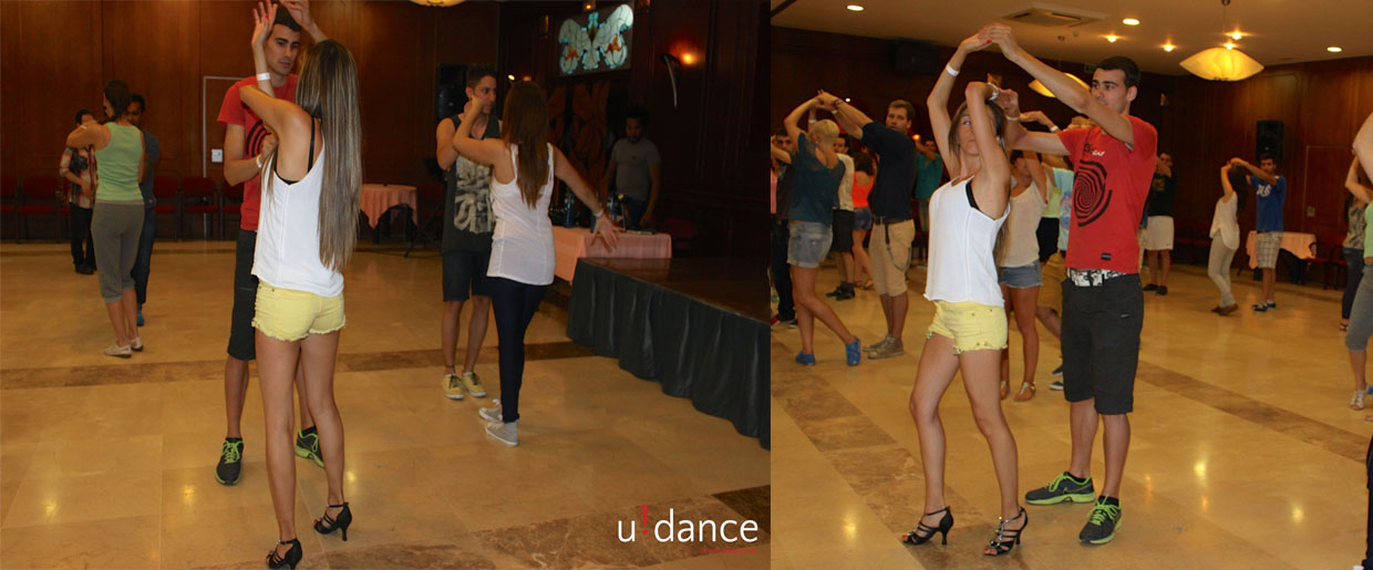 CLASES SALSA BARCELONA